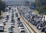 Info trafic: Bison Futé voit rouge et noir ce samedi dans le sens des