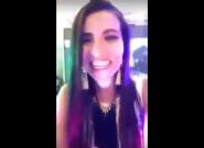 Ira contra una presentadora mexicana desalmada que se carcajea tras atropellar a un