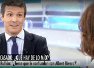 La pregunta de Rufián a Casado en pleno directo en 'AR' que le ha dejado con esta
