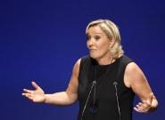 Marine Le Pen et sa ligne anti-Macron et anti-immigration sans surprise pour les