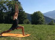 Nos postures de yoga spéciales runneurs à faire avant d'aller