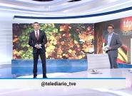 La curiosa forma en la que Oriol Nolis y Arsenio Cañada han despedido el Telediario de