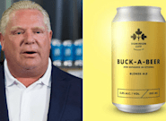 Dominion City Brewing Launches Buck-A-Beer To Help Resettle