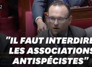 Antispécisme: le député LR Damien Abad veut interdire les associations coupables de