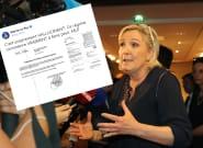 Pourquoi ce tweet de Marine Le Pen dénonçant son examen psychiatrique pourrait lui coûter
