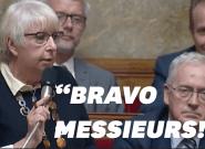 La députée LREM Claire O'Petit s'agace de l'inattention de certains élus sur la
