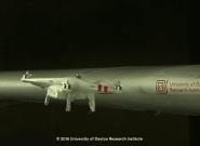 Voici les dégâts que peut causer l'impact d'un drone sur l'aile d'un