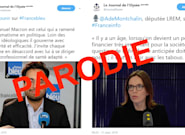 Sur Twitter, des députés LREM réclament l'arrêt d'un compte parodique (et ce n'est pas bon