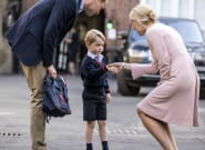 Royal Family Won't Share Prince George's Back-To-School Photos This