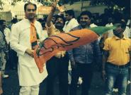 Loving Bhagwa To Retooling Madrassas: What It Takes To Be Yogi Adityanath's Only Muslim