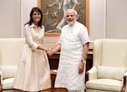 It Is Important That India Cut Iranian Oil Use: US Envoy Nikki Haley Tells PM