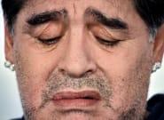 Maradona admite que le
