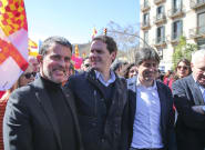 Albert Rivera ultima la candidatura de Manuel Valls para las municipales de