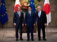 L'UE et le Japon signent le Jefta, accord