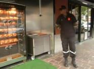 Veggie Pride: à Lille, des vigiles postés devant les boucheries pour la journée d'action