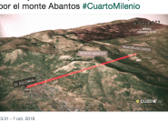 Bromas con este tuit de Iker Jiménez sobre la cruz del Valle de los