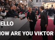 Macron interrompt Orban en pleine interview: