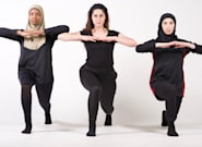 Canadian Clothing Company Thawrih Creates Activewear For Sikh And Muslim