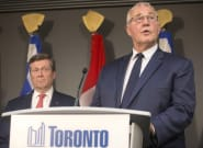 Bill Blair Delivers $11M To Toronto To Help With Asylum Seekers, Denies 'Spat' With