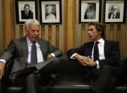 Felipe González y José María Aznar debaten sobre la