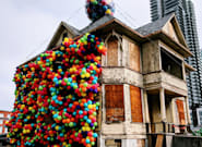 Beakerhead Installation Turns Calgary House Into An Homage To