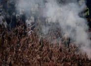 Los ultras de la Lazio no quieren mujeres en las diez primeras filas del fondo