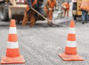 Muere un obrero que trabajaba en una autovía de Murcia por un golpe de
