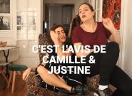 Camille et Justine se portent volontaire pour aider