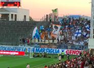 Nîmes-OM: Le message des supporters marseillais en solidarité avec