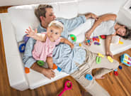 Parents Get 32 Whole 'Me Time' Minutes A Day, Study