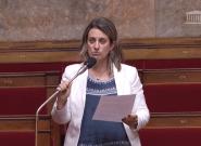 Perrine Goulet renonce à concourir à la présidence LREM :