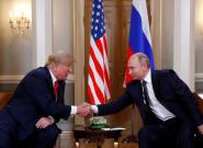 Trump rencontre Poutine et attribue les tensions entre Washington et Moscou aux