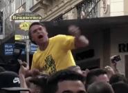 L'attaque de Jair Bolsonaro, poignardé en pleine rue, a été filmée par plusieurs