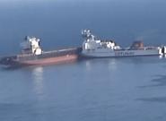 Le nettoyage de la pollution au large de la Corse a commencé après la collision entre deux