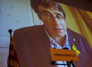 Torra y Puigdemont presentan la Crida Nacional, una plataforma para unir al soberanismo y hacer efectivo el