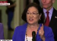 Cette sénatrice américaine demande aux hommes
