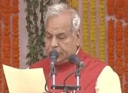 Watch: How Uttar Pradesh Minister Satyadev Pachauri Derides Worker With