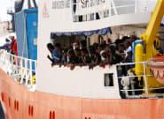 L'Aquarius est arrivé à Malte après plusieurs jours d'errance en