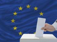 La bataille des élections européennes a