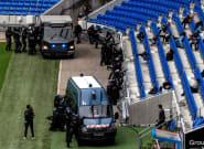 Au Groupama Stadium de Lyon, 800 personnes mobilisées pour une simulation