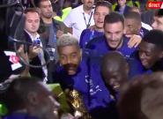 France - Pays-Bas: N'Golo Kanté se souviendra de la présentation de la Coupe du monde au Stade de