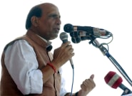 Terrorists, Who Tried To Storm CRPF Camp In J&K, Intended A Prolonged Siege, Says Rajnath