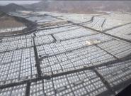 Devinerez-vous ce que font ces dizaines de milliers de tentes dans le