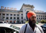 Jagmeet Singh's Trip To B.C. Fuels Rumours He'll Run For Burnaby