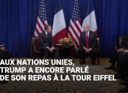 Trump ne se remet (toujours) pas de son dîner à la Tour
