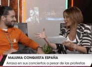 Maluma se defiende en 'Viva la vida' de las acusaciones de sus letras machistas: