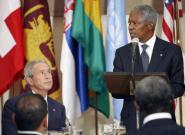 Kofi Annan, un partisan du multilatéralisme qui n'a jamais hésité à s'opposer aux