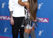 Ariana Grande, Pete Davidson Make It Red-Carpet Official At 2018