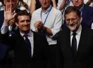 Pablo Casado succède à Mariano Rajoy à la tête du Parti populaire espagnol, un virage à