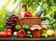 Apúntante a la gastronomía sostenible, una forma de consumir más sano y respetando el medio